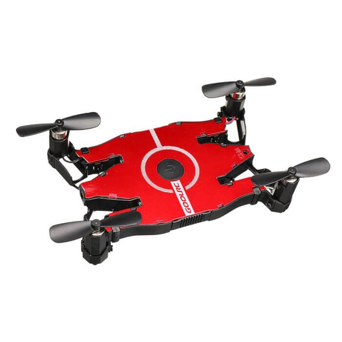 JJR/C JJRC T49 SOL Ultrathin Wifi FPV Selfie Drone 720P Camera Auto Foldable Arm Altitude Hold RC Quadcopter VS H49 E57 H37 1