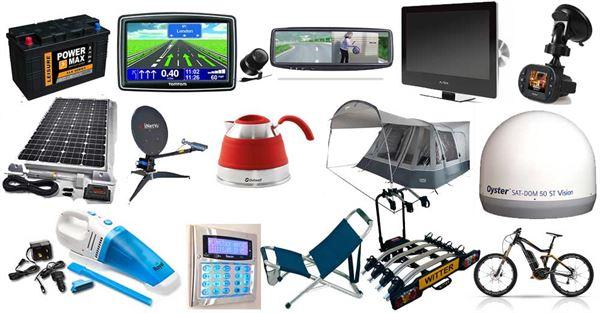 gadgets camper