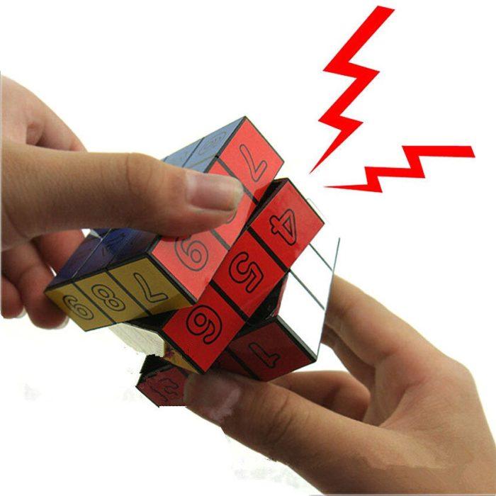 2PCS Electric Shock Pen Practical Joke Gag Prank Funny Trick Fun Gadget April Fool Toy 3