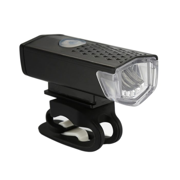 Bike Light USB Rechargeable 300 Lumens Bicycle Lamp Front Headlight Flashlight Bicycle Light Bicycle Accessories 3