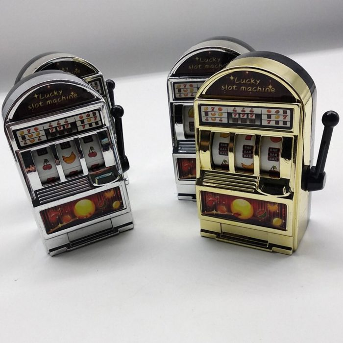 Mini Fruit Slot Machine Lucky Jackpot Antistress Kids Toys Funny Game Children Educational Toy Birthday Gift 35
