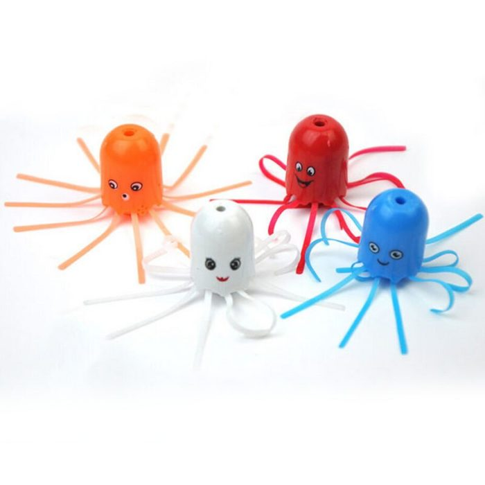 Hot New Cute Funny Toy Magical Magic Smile Jellyfish Float Science Toy Gift For Children Kids Randomly 5